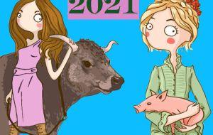 Год Быка для Свиньи (Кабана): полноценный гороскоп на весь 2021