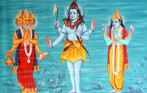 Верховные боги индуизма: Тримурти