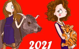 Год Быка для Тигра: полноценный гороскоп на весь 2021