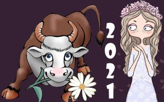 «Год шансов и открытых дверей»: гороскоп для Дев на 2021 (год Белого Металлического Быка)