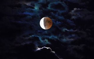 Убывающая луна декабря: приметы и ритуалы на удачу, любовь и достаток