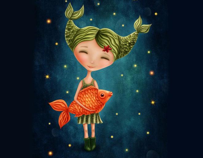 """Время примерять корону"""": гороскоп для Рыб на январь"""