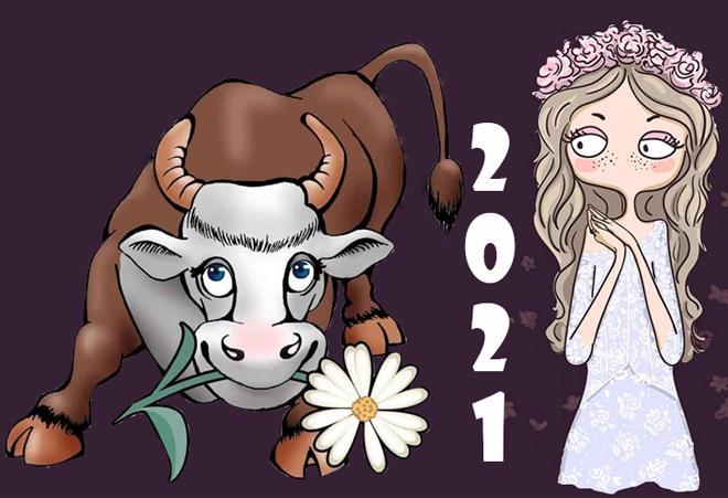 """Год шансов и открытых дверей"""": гороскоп для Дев на 2021 (год Белого Металлического Быка)"""