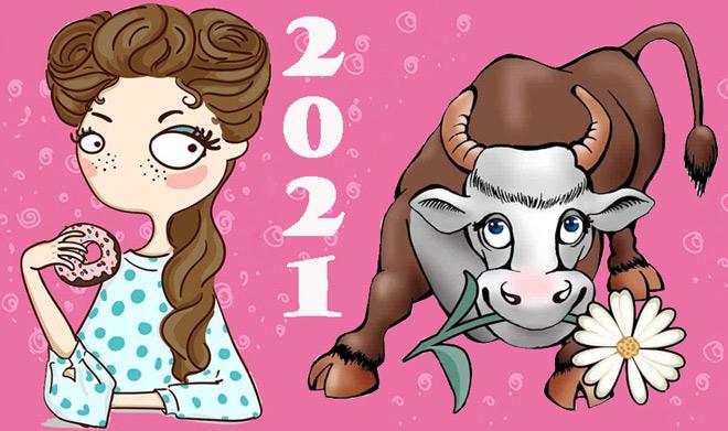 Что Белый Металлический бык несёт Овнам: общий гороскоп на весь 2021 год